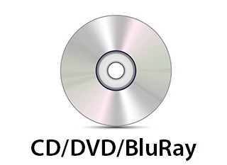 CD/DVD/BluRay