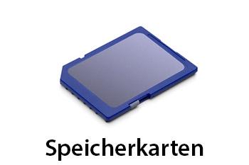 Speicherkarten/Flashspeicher
